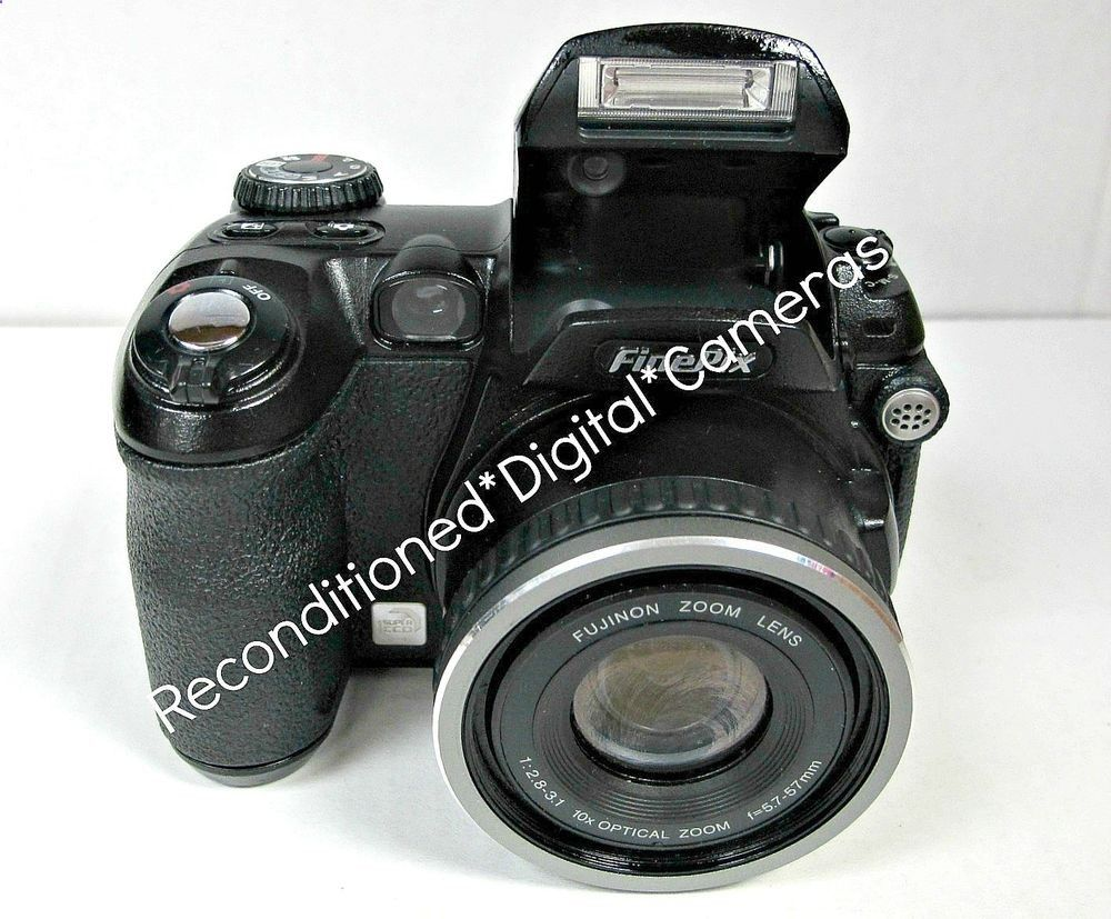 FUJIFILM Finepix S5000-RECONDITIONED-DEPENDABLE-LIGHT WEIGHT-USES AA  BATTERIES #Fujifilm