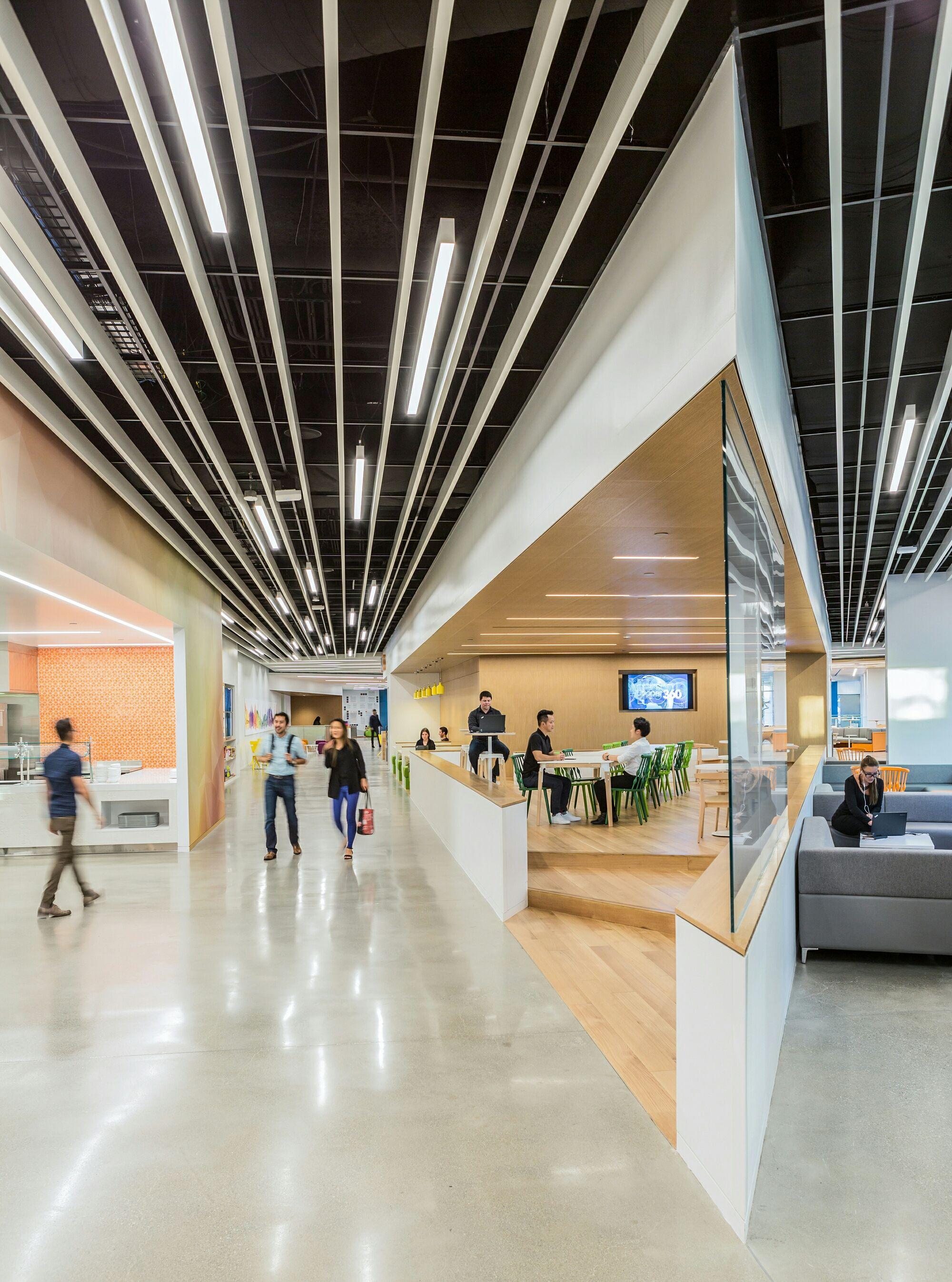 fice Tour Adobe s Newly Renovated Headquarters – San Jose