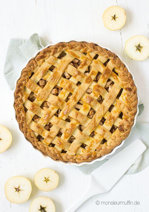 Apple Pie – eine neue Apfelkuchen-Liebe, die auch mit ihren inneren Werten überzeugt (monsieurmuffin) #applepie