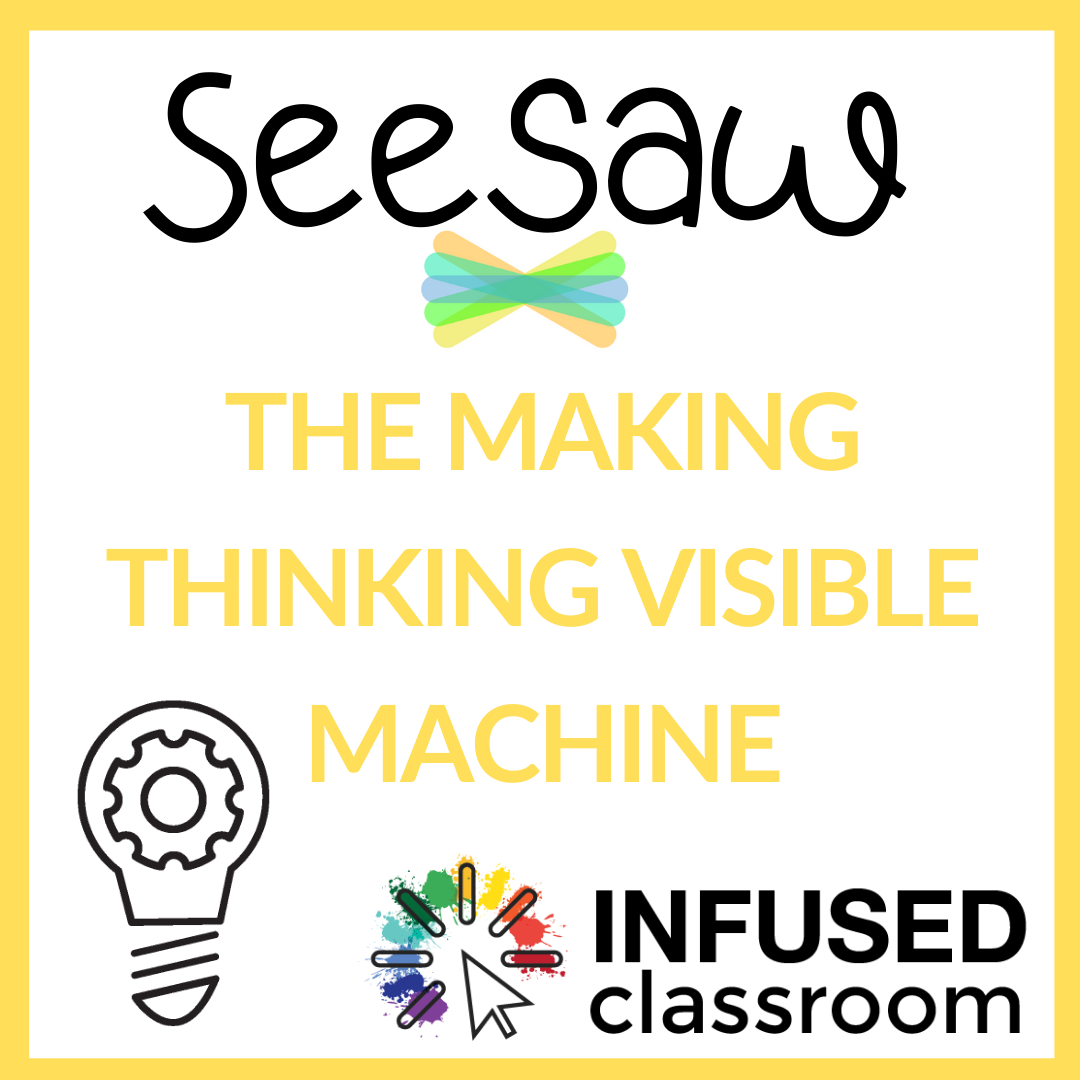 Seesaw The Making Thinking Visible Machine! in 2020