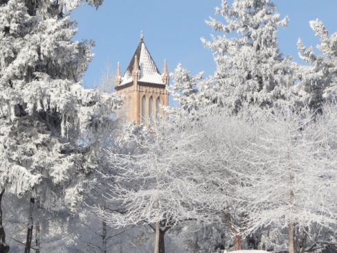 50 Beautiful College Campuses For With Images Iowa State