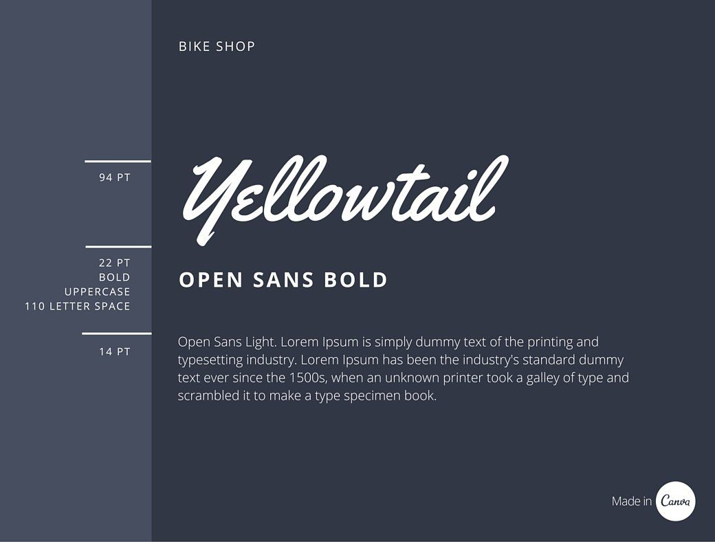 the ultimate guide to font pairing fonts script typeface and