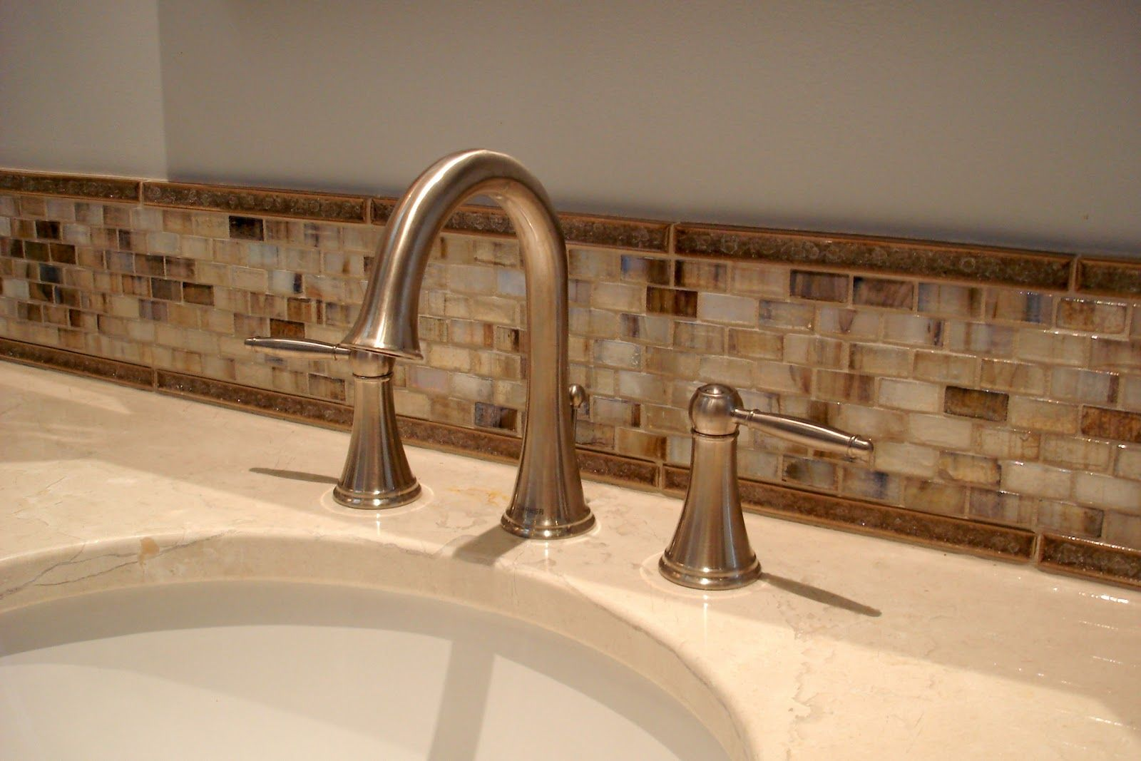 lovely bathroom backsplash tile ideas images
