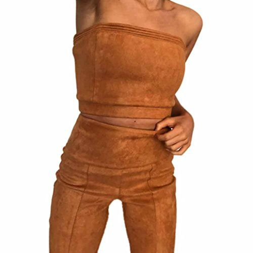 eb4a28a1c08 Longay Women Sexy Faux Suede Pants High Waist Pencil Pant Stretchy Fit  Skinny Women Leggings Trousers