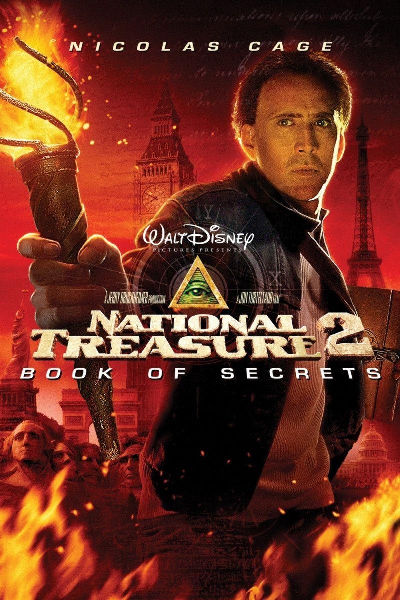 2339 National Treasure Book Of Secrets 2007 720p Brrip The Secret Book National Treasure Full Movies Online Free