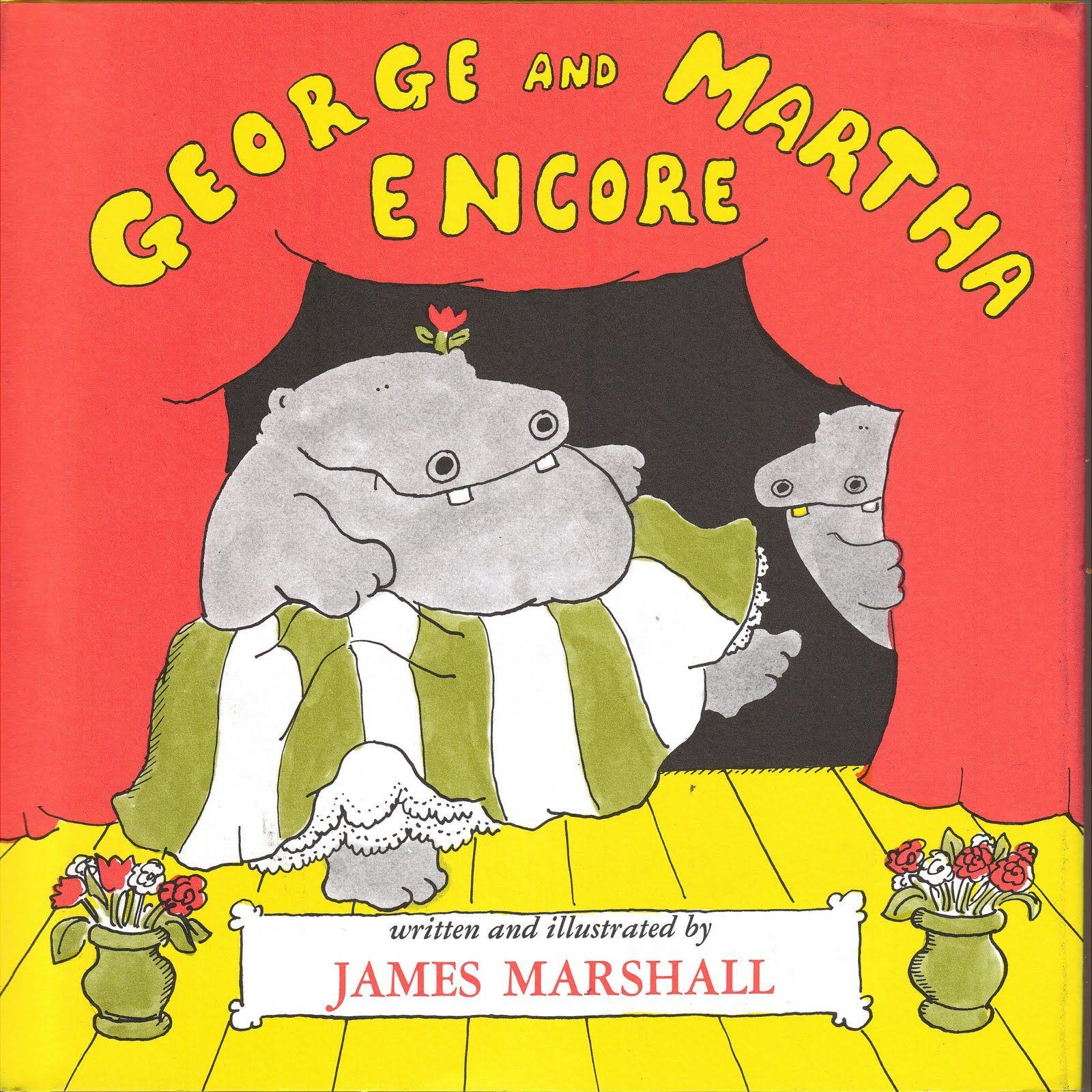 George And Martha Encore James Marshall