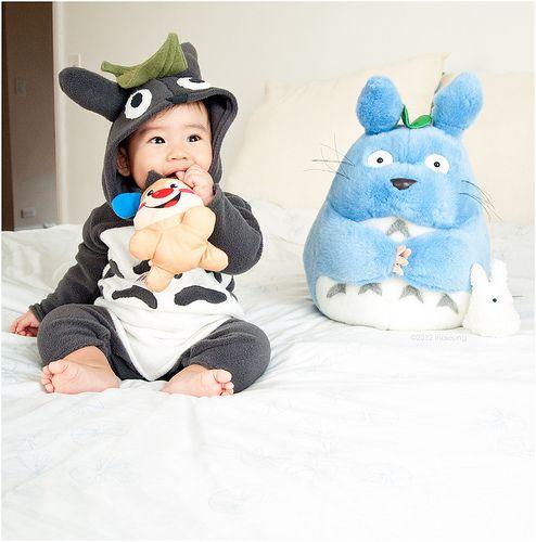 Totoro costume!  b9033a5a1