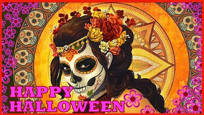 Wishing all you urban #hippies and #bohemian treasurehunters out there a  ☆☆☽ Happy #Halloween Night ☾☆☆