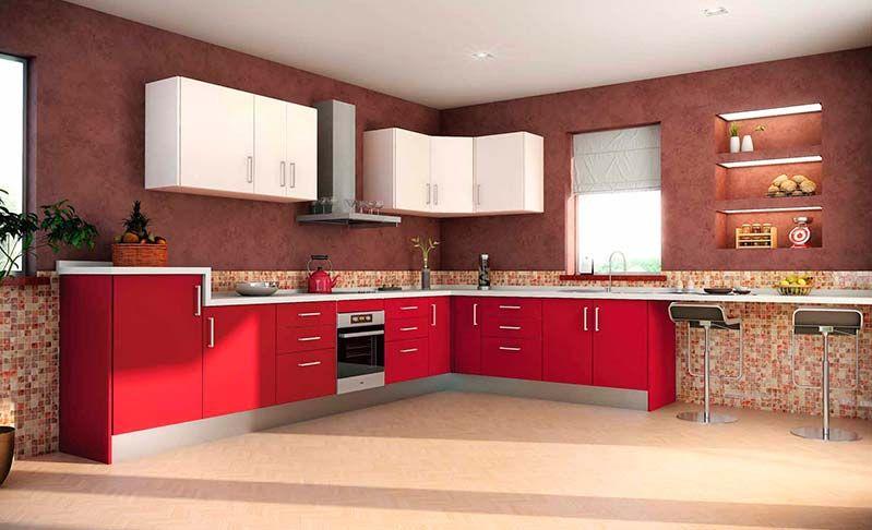 Modelo cocina moderna 11 2 cocinas pinterest cocina for Modelos de cocinas