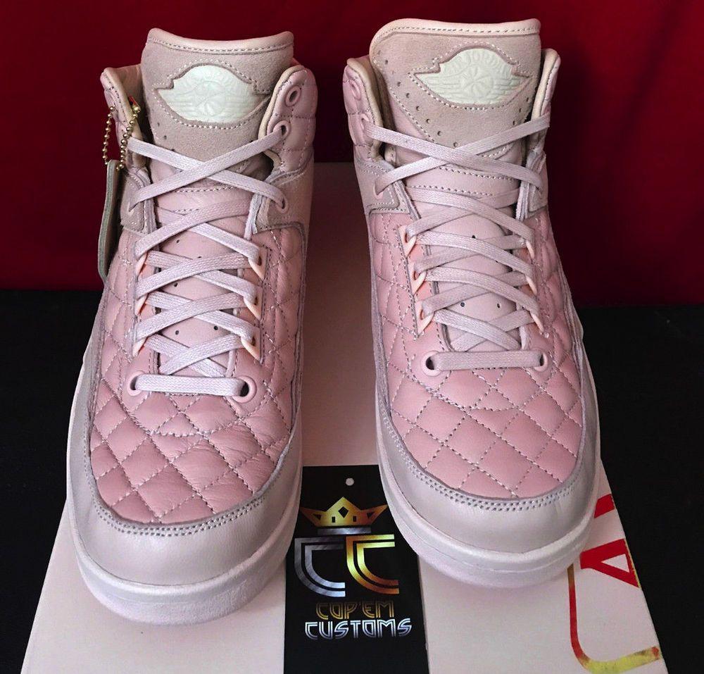 4bc685e6e38a NEW Just Don x Air Jordan 2 Retro GG  Arctic Orange  GS Size 6.5 Y (923840  805)  Nike  Athletic