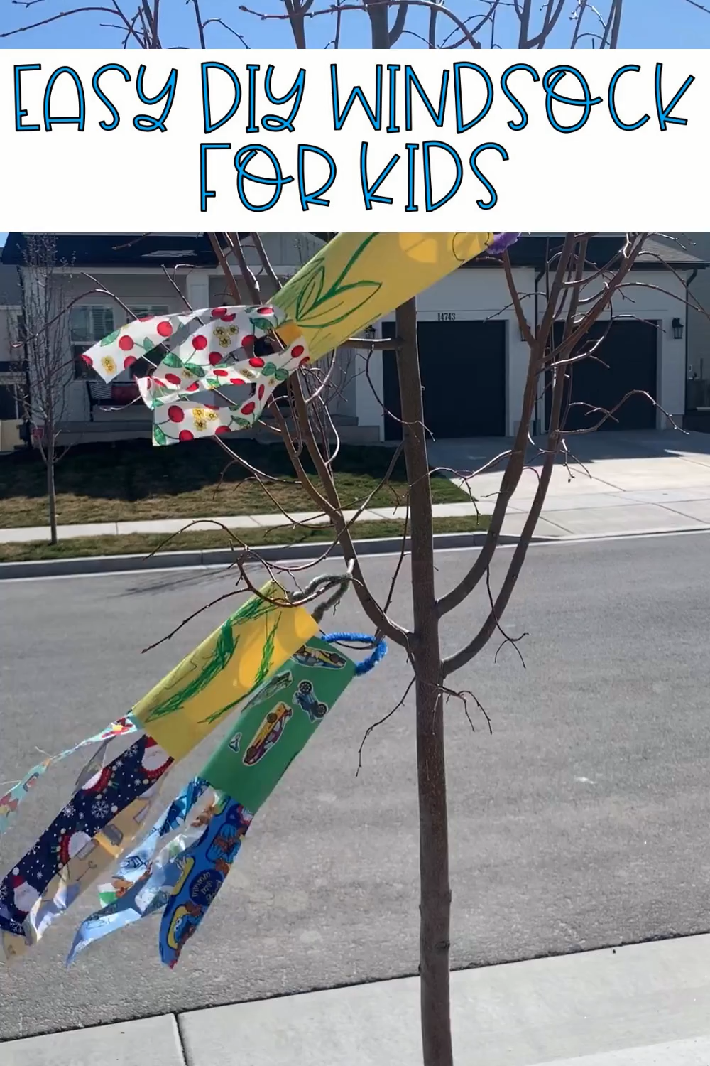 Photo of Easy Spring art project for preschool