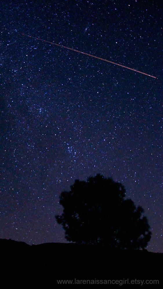 Perseid Meteor Shower Astrophotography Hd By Larenaissancegirl