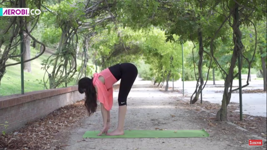 Clase Completa De Yoga Flow En Casa Iniciación Y Posturas Básicas Yoga Flow Yoga Videos Yoga