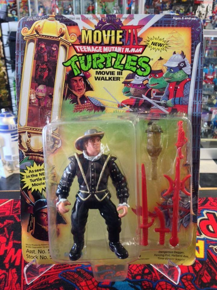 Details About Vintage Tmnt Walker Teenage Mutant Ninja Turtles