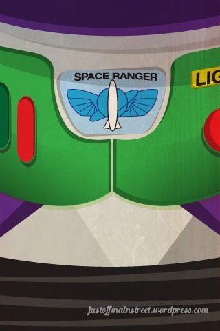 Buzz Lightyear Disney Pinterest