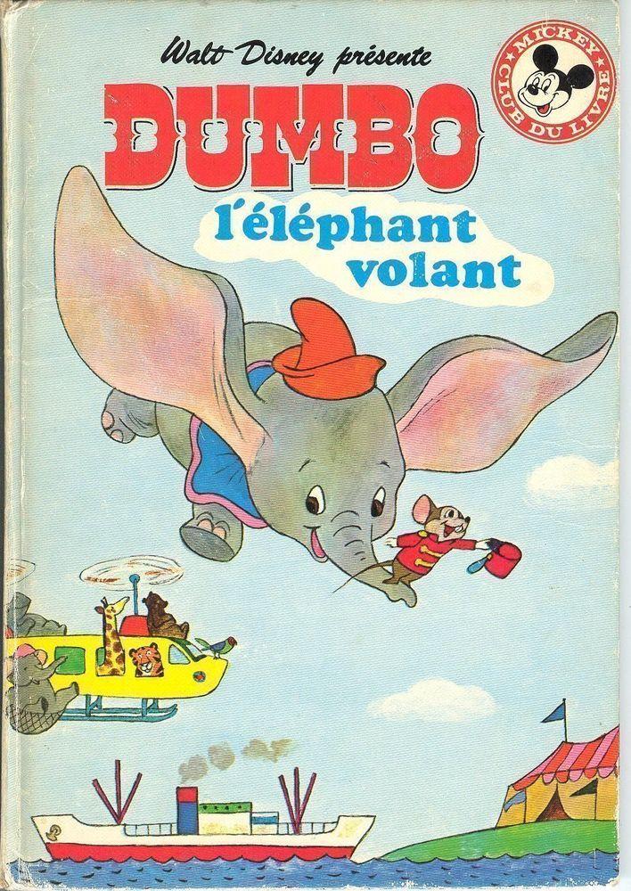 dumbo léléphant volant