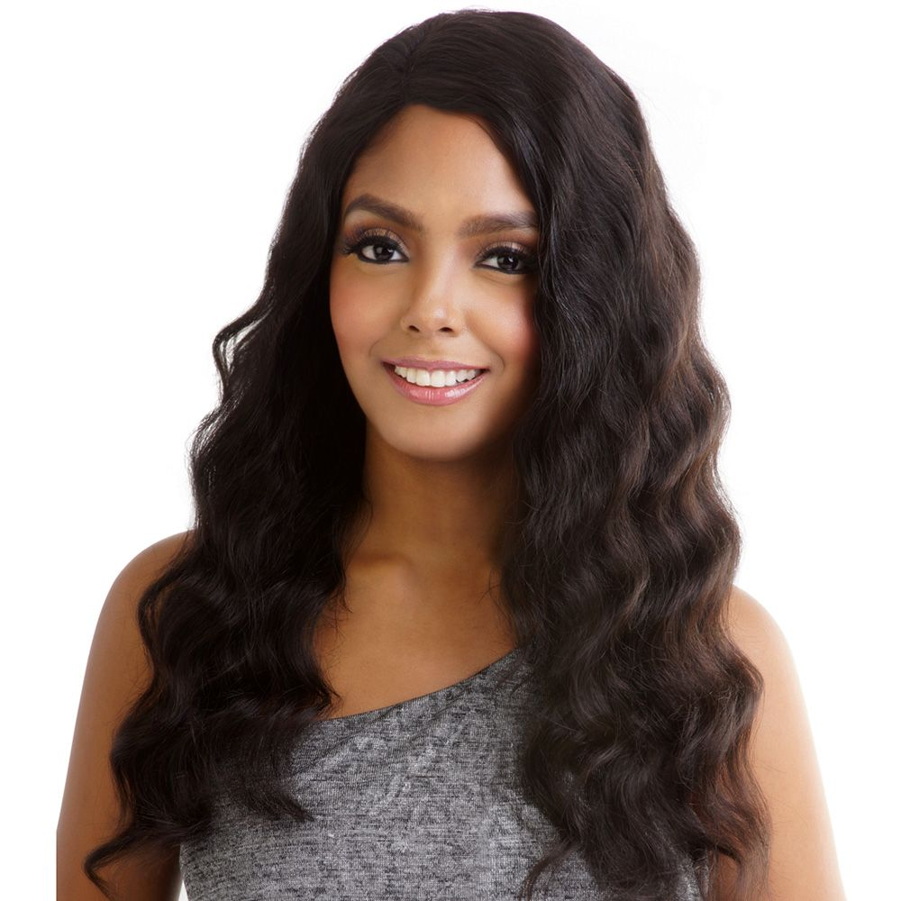 Ocean Wave 24 Real Hair Extensions Wig And Hair Extensions