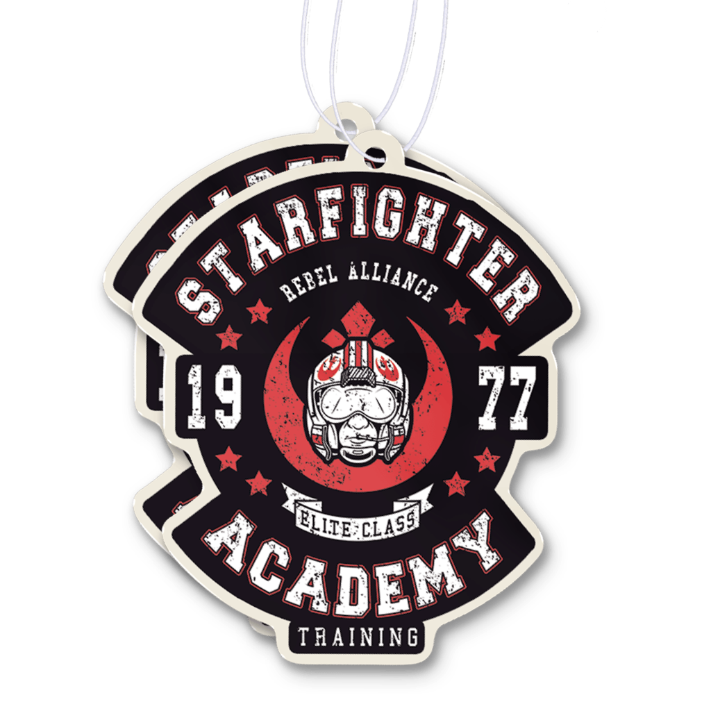 Strarfighter Academy 1977 Air Freshener - 2 Pack