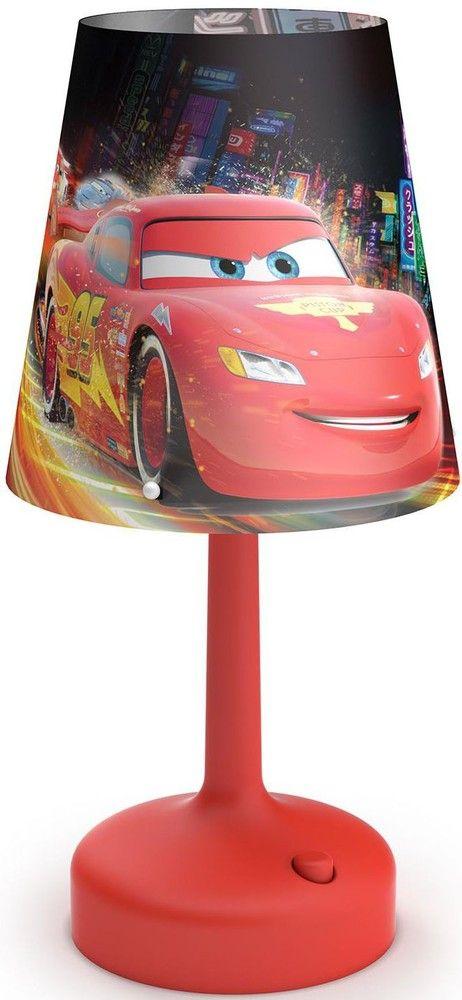 Bebitus Bebe Lampe De Chevet Cars Philips Disney 0m