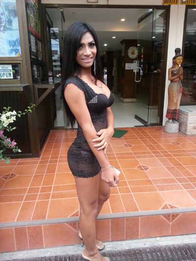 Latina Milf Escorte Pattaya