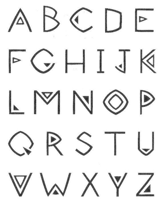 Handlettering Buchstaben Und Ideen Alphabet Kalligraphie Schrift