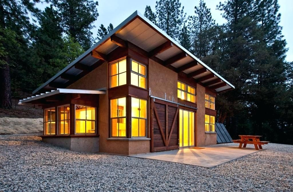 Shed Roof House Modern Shed Roof Cabin Plans Small Shed Roof Home