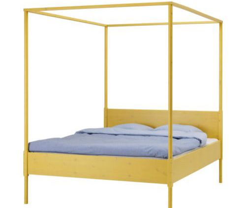 Letto A Baldacchino Ikea Edland.The Perfect Bed Ikea Hemnes Bed Four Poster Bed Four Poster
