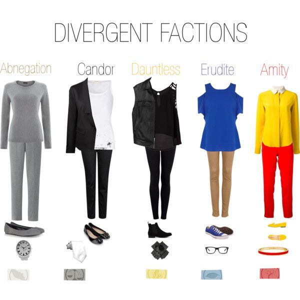 divergent factions outfits - photo #6