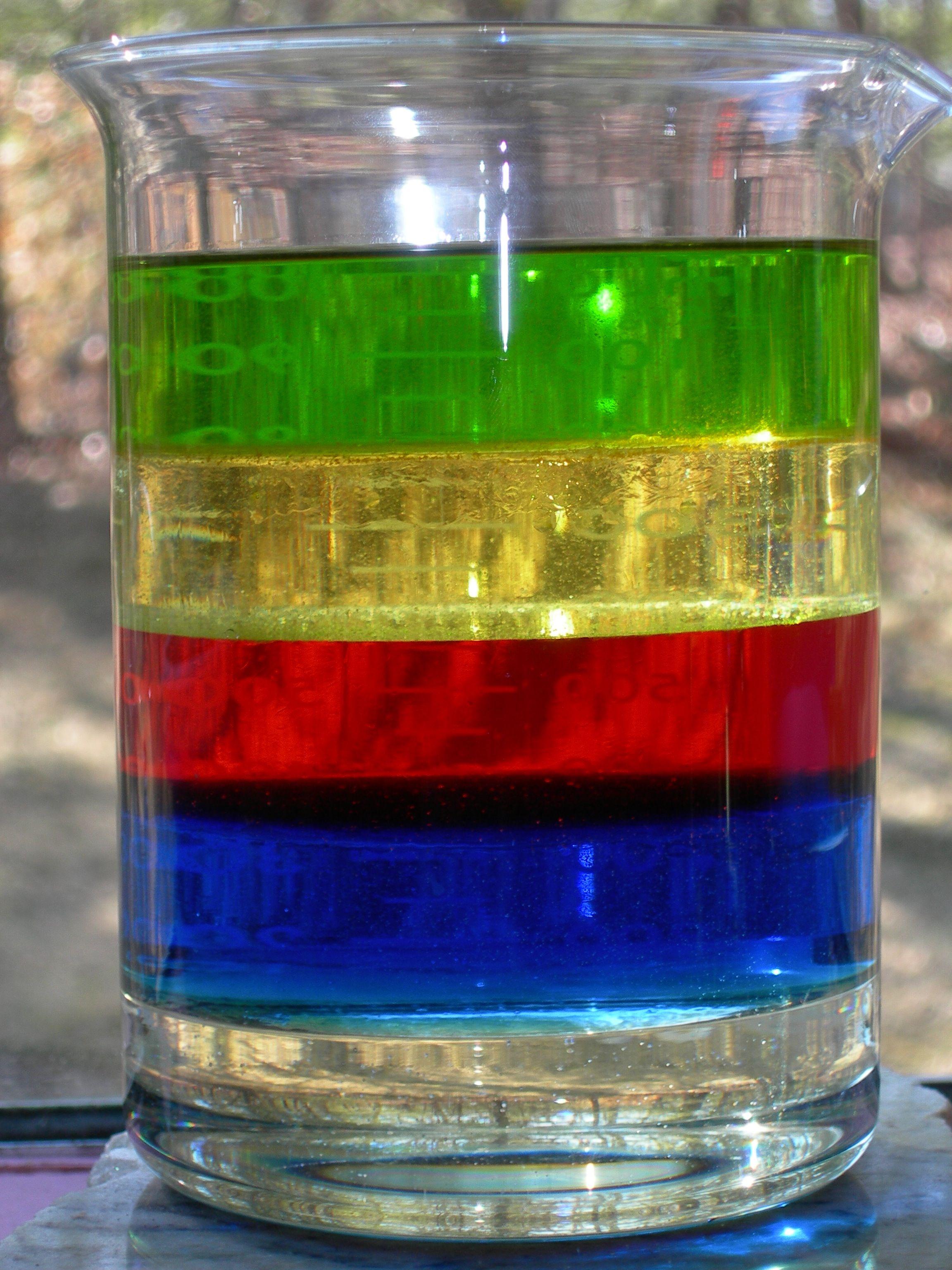 Density Of Liquids Lab And Rubric Mass Float Sink