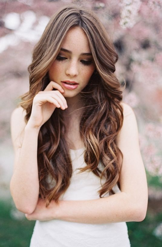 30 Versatile Long Hairstyles For Women | Long hair wedding styles, Party hairstyles for long ...