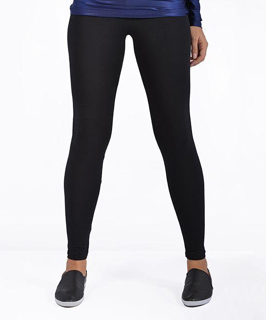 Black Basic Leggings - Plus Too | Products | Pinterest
