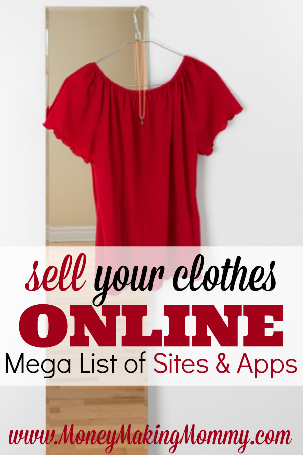 Sites to sell clothes