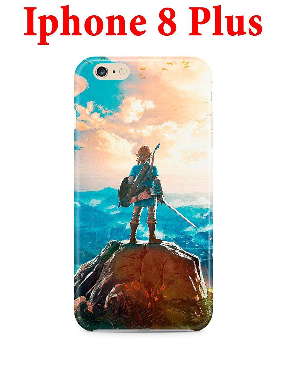 The Legend of Zelda design for Iphone 8 Plus 5.5in Hard