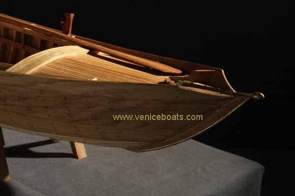 Gilberto Penzo - Barche e navi veneziane > Modelli > Barche da lavoro - batelle buranella