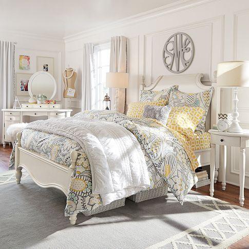 Sophie Paisley Bedroom | PBteen
