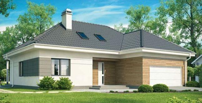 Casa moderna con cierto estilo chalet de 4 dormitorios y - Modelos de chalet ...