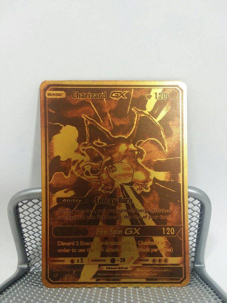 Custom 1st edition base set charizard full art holographic