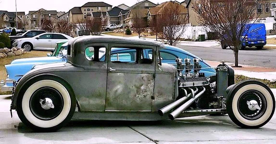 The Hot Rod Feed : Photo | Ideas for my \'31 chevy rat rod ...