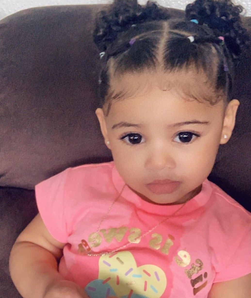 #babygirlhairstyles in 2020 baby