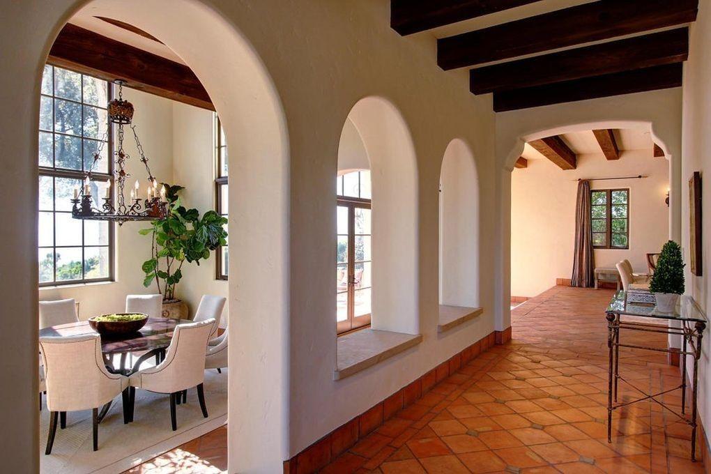 El acabado de los arcos para la casa decoraci n en 2019 for Decoracion de casas tipo hacienda