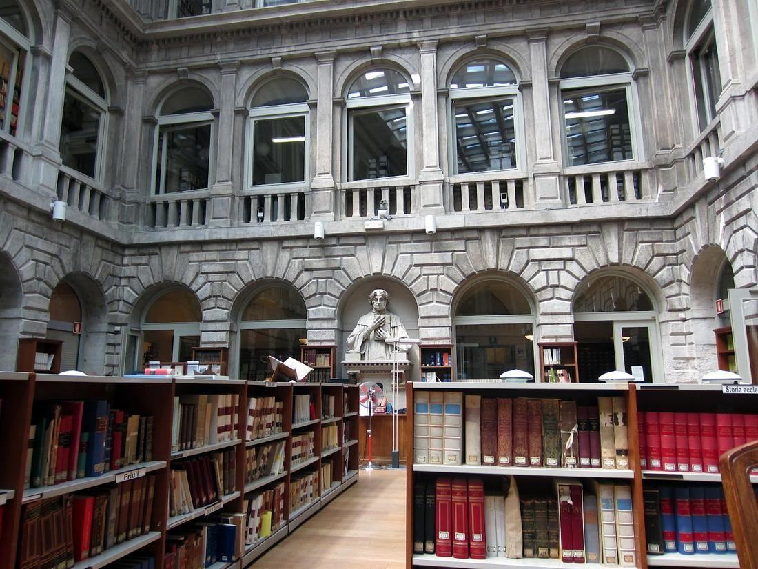 Biblioteca Nazionale Marciana (Venice) Italy