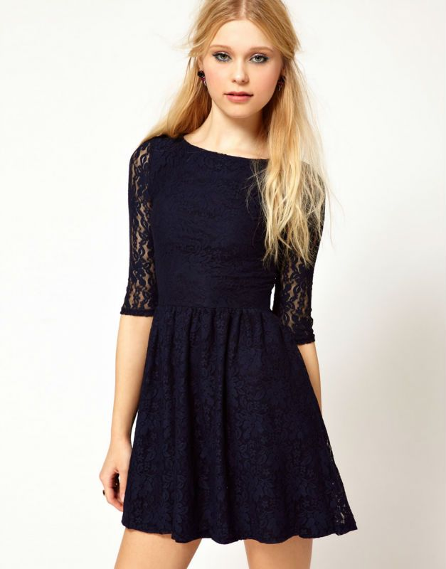 lace dresses for teenagers with sleeves - Google Search | Fashion ...