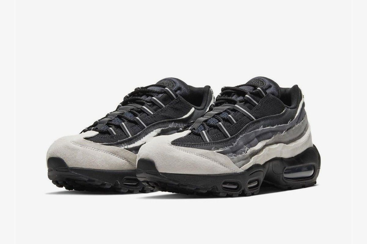 Comme Des Garcons Homme Plus X Nike Air Max 95 Where To Buy In 2020
