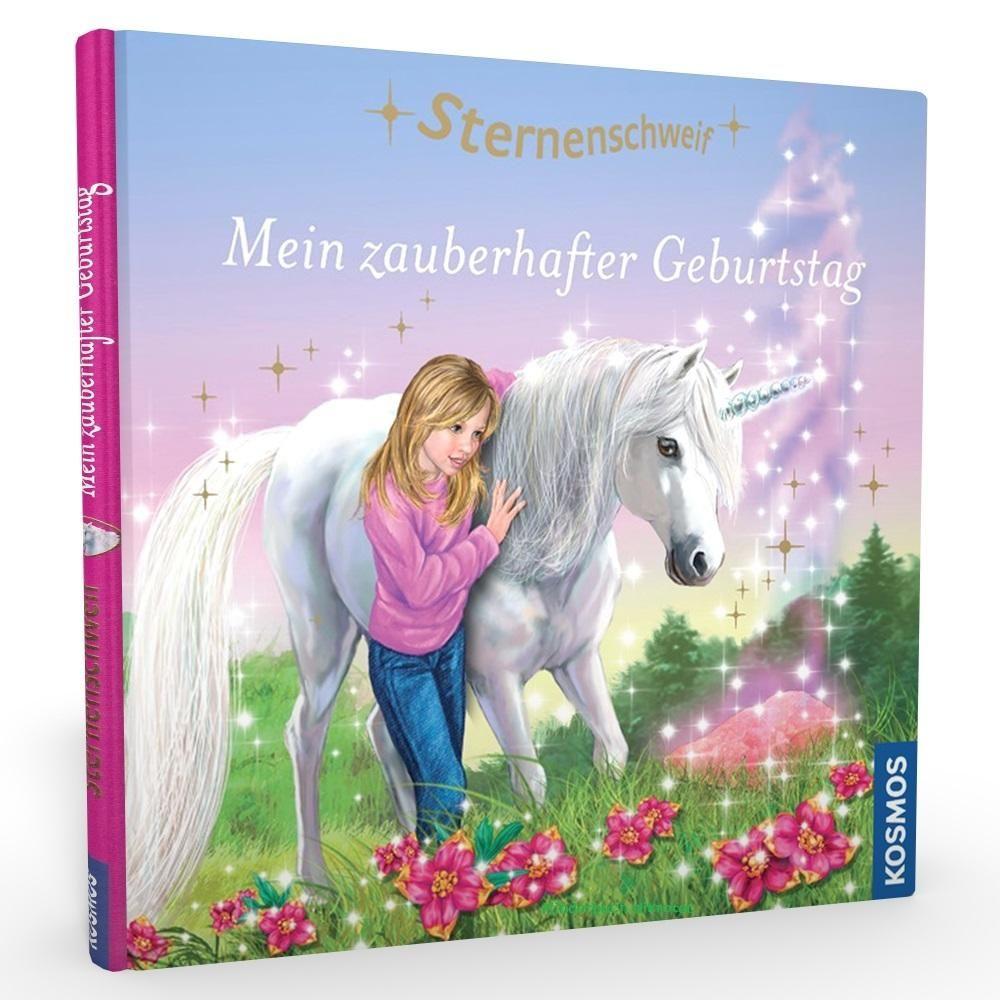 Sternenschweif Personalisiertes Kinderbuch Fur Madchen Ab 5