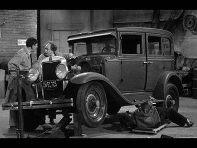 The Three Stooges Pardon My Backfire 081953 The Three