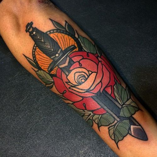 Electric Tattoos Tattoos Traditional Tattoo Neo Traditional Tattoo