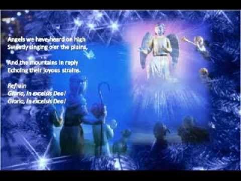 Angels We Have Heard on High -  Ocarina Spiritual Sound of  Merry Xmas