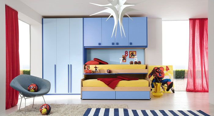 Boys Bedroom Ideas By Zg Group Cool Bedrooms For Boys Boys Bedroom Decor Boy Bedroom Design