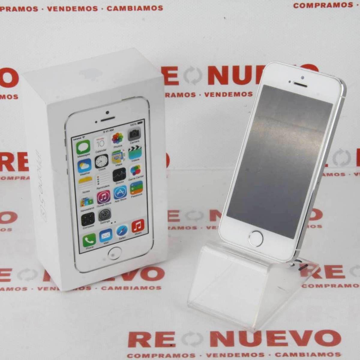 85497186a82 IPHONE 5S Libre 16GB#móvil# de segunda mano#iphone | Móviles y ...