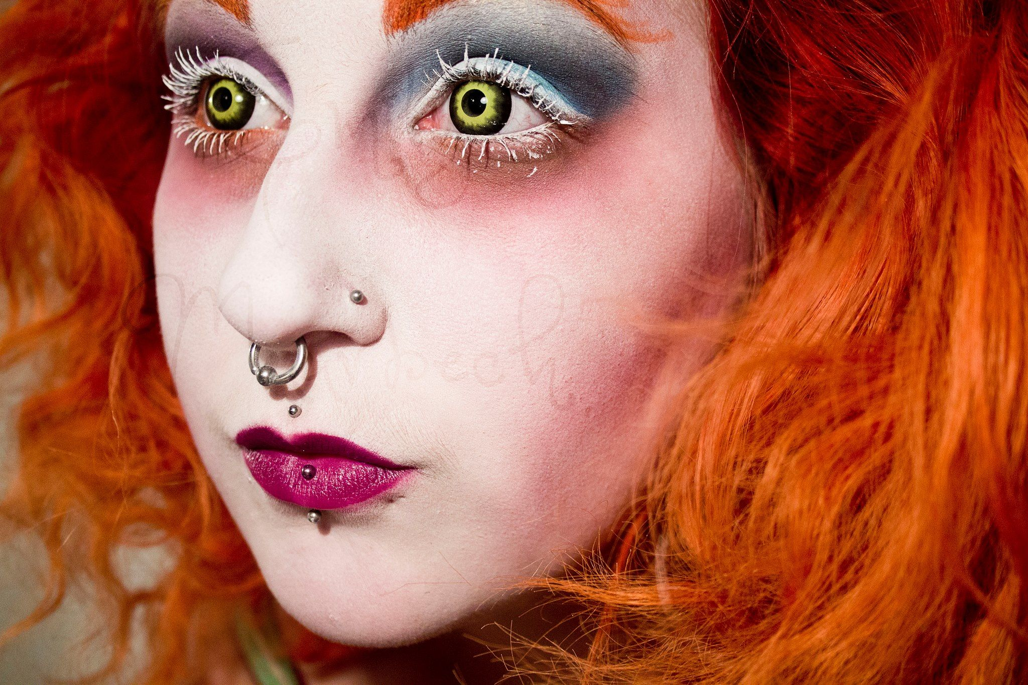 Mad Hatter Female Makeup - Google Search | Mad Hatter Girls | Pinterest | Mad Hatter Costumes ...